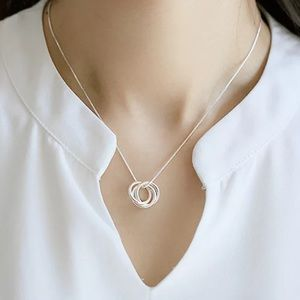 Jewelry - 925 ring necklace